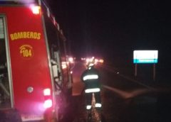 Accidente de tránsito en ruta 60 .