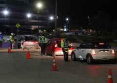 Operativos de tránsito alcanzaron a más de 470 vehículos durante el fin de semana